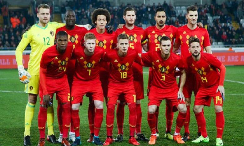 La Belgique s'impose largement  face au Panama