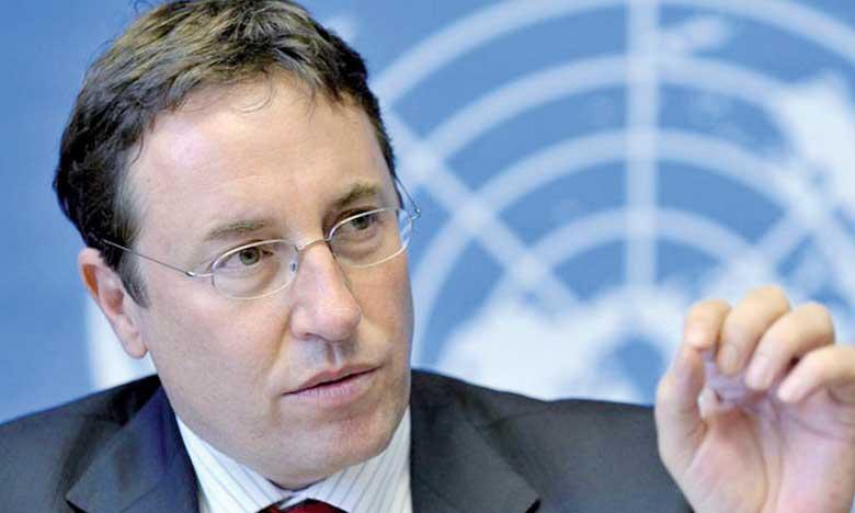 Le dirigeant du Programme des Nations unies pour le développement, Achim Steiner, a rappelé que le Japon et les États-Unis ont refusé de signer une charte contre la pollution plastique. Ph. ONU