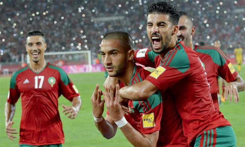 Le Maroc en progrès, l'Allemagne toujours n°1