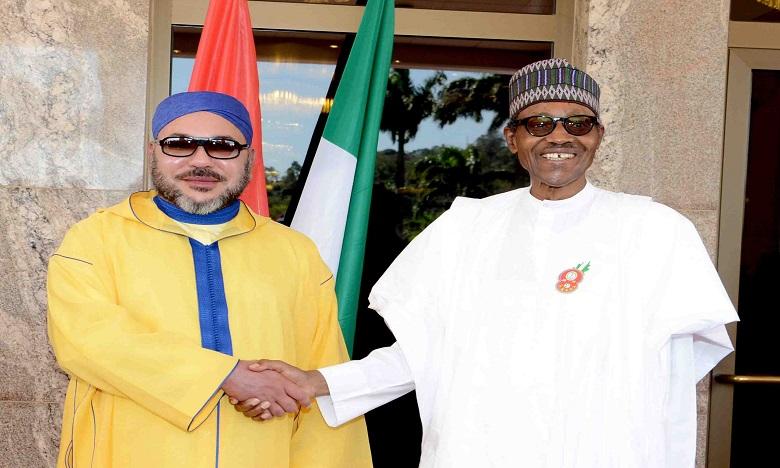 Le président nigérian en visite d'amitié et de travail officielle au Maroc, dimanche et lundi