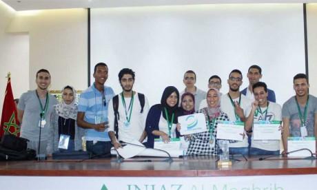 Injaz Al-Maghrib décerne le Prix régional  de la meilleure Junior Entreprise 2018