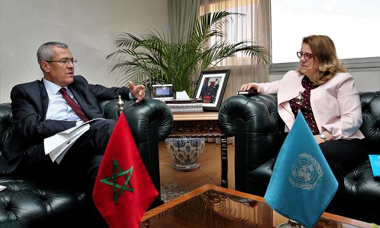 Accès a l'information : l'Unesco prête à accompagner le Maroc