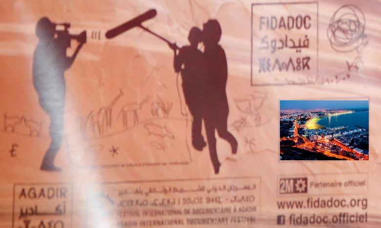 Le cinéma documentaire s'invite à Agadir pour le 10e  Fidadoc