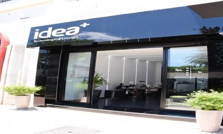Idea+lance son nouveau showroom