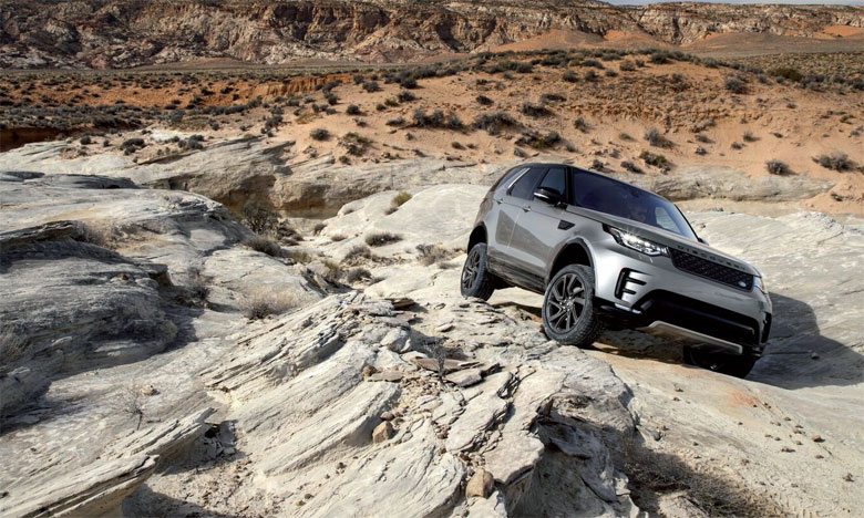 Land Rover bien déterminé à faire de la conduite  autonome en tout-terrain une réalité