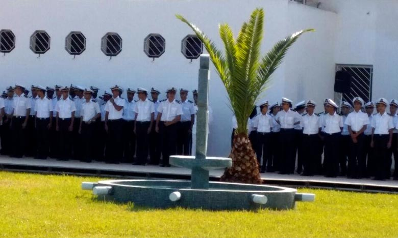 L'Institut supérieur d'études maritimes (ISEM), depuis sa création en 1978, a formé plus de 3.780 lauréats et officiers navigants, dont 356 issus de pays africains. Ph : DR
