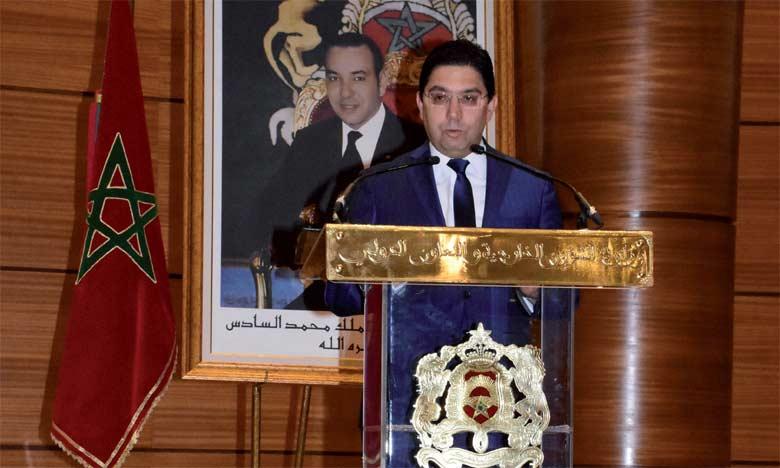 S.M. le Roi renouvelle l'attachement du Maroc à la Cause palestinienne, marqué par un soutien constant, un appui sans réserve et une solidarité indéfectible