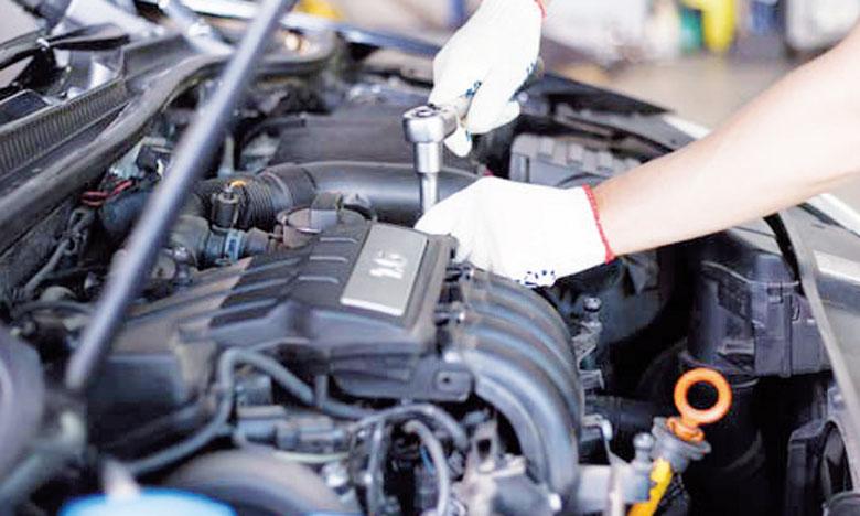 Le service Fast Pro permet aux clients d'assister à l'entretien de leurs véhicules.