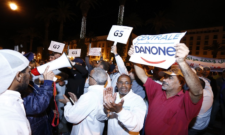 Les employés de Centrale Danone lancent un appel de détresse