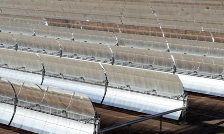 125 millions de dollars pour le complexe solaire Noor Midelt