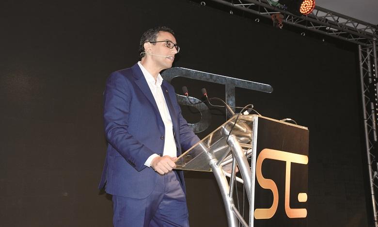 Pour le développement de STG Telecom, des partenariats ont été scellés avec RMA, BMCE Bank, Orange et Jumia, a annoncé le PDG du groupe, Adnan Ouassini. Ph. Seddik