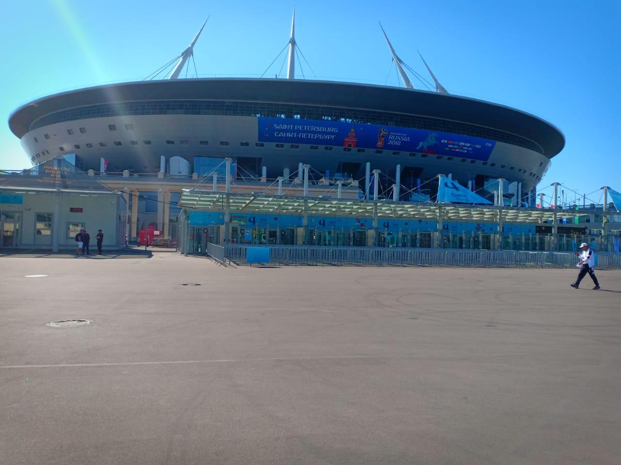 Voici le stade où se déroulera le match Maroc/Iran