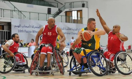 Handi-Basket : Marrakech abrite le 4e tournoi international