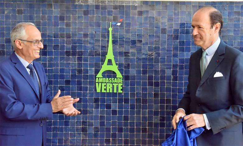 La France pour un réseau d'«Ambassades vertes» au Maroc