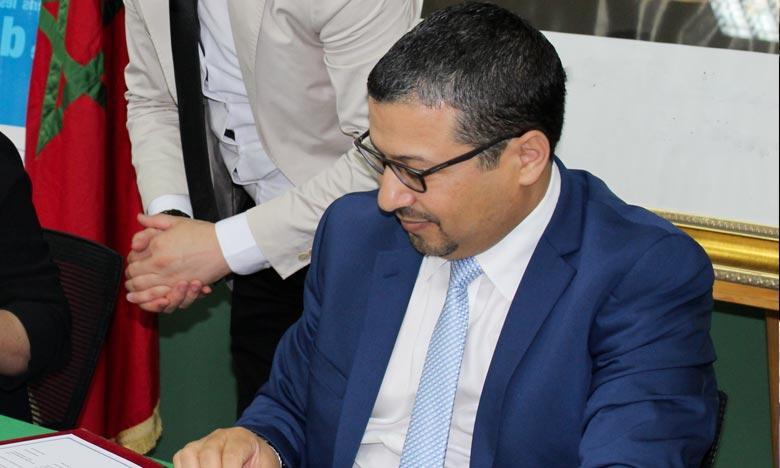 Le Maroc a été élu, en la personne du directeur général de l'Ensa, Rachid Melliani, président du Rena-Afrique. Ph : DR
