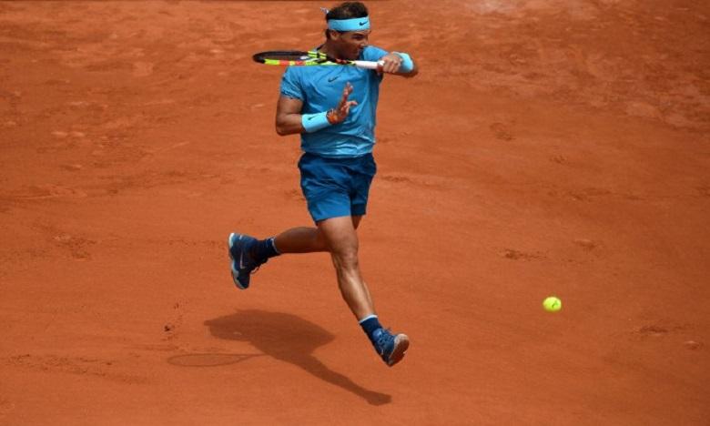Roland-Garros: Rafael Nadal passe aux quarts de finale