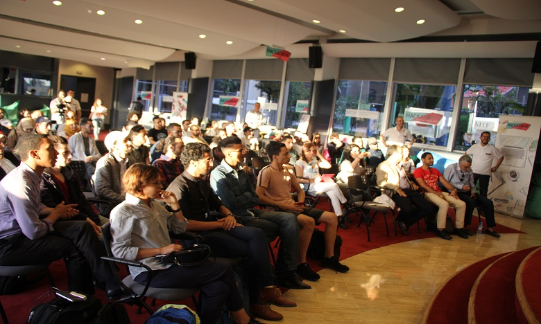 Hackathon Morocco Social Tech : Top départ !