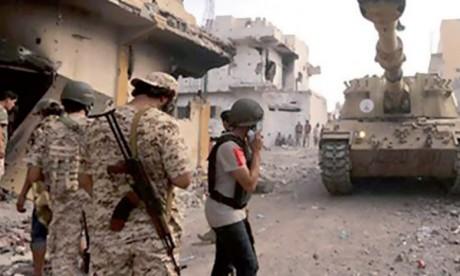 Des victimes dans un double attentat suicide à Derna