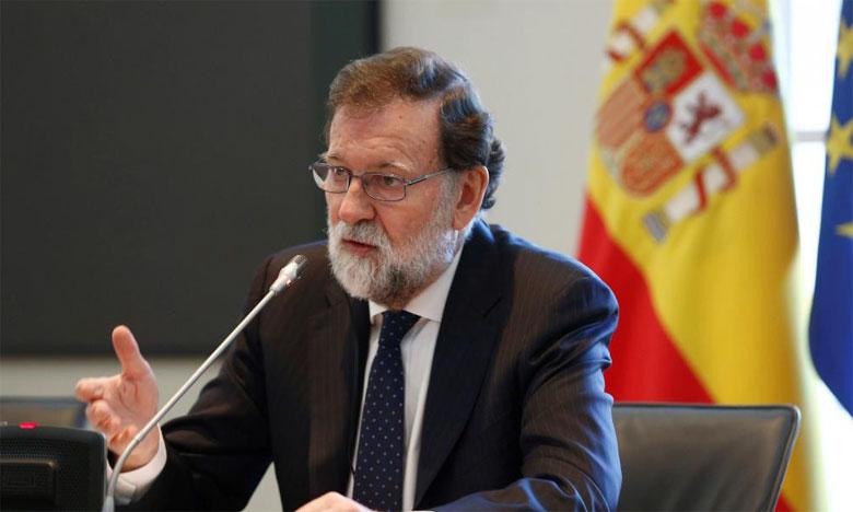 Mariano Rajoy a annoncé, mardi dernier, qu'il quittera la présidence du Parti populaire.