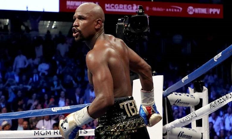 Le boxeur Floyd Mayweather a terminé en tête du classement annuel de Forbes pour la quatrième fois en sept ans. PH: DR
