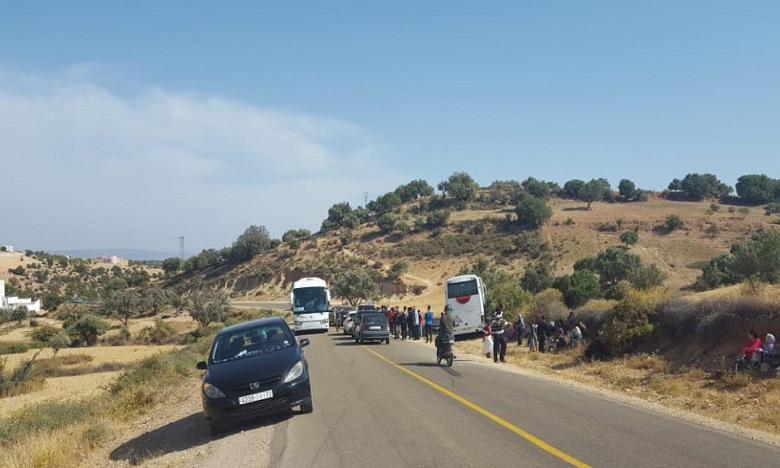 Retour des vacances : prudence sur les routes