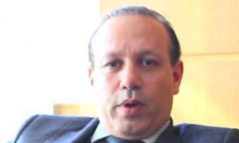 Tarafa  Marouane, nouveau président de l'APC