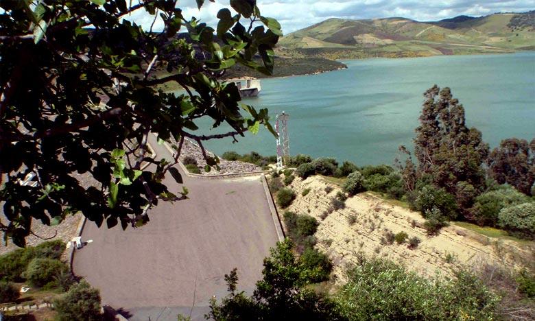 Les retenues des barrages atteignent les 868,25 millions de m3