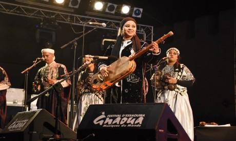 Asmaa Hamzaoui se confie au micro du Matin