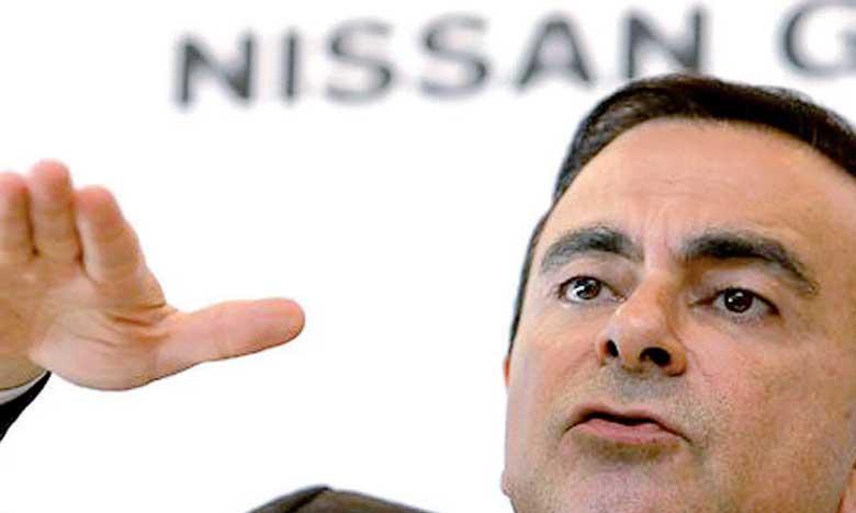 Carlos Ghosn, âgé de 64 ans, est directeur général de Renault depuis 2005, et PDG depuis 2009.
