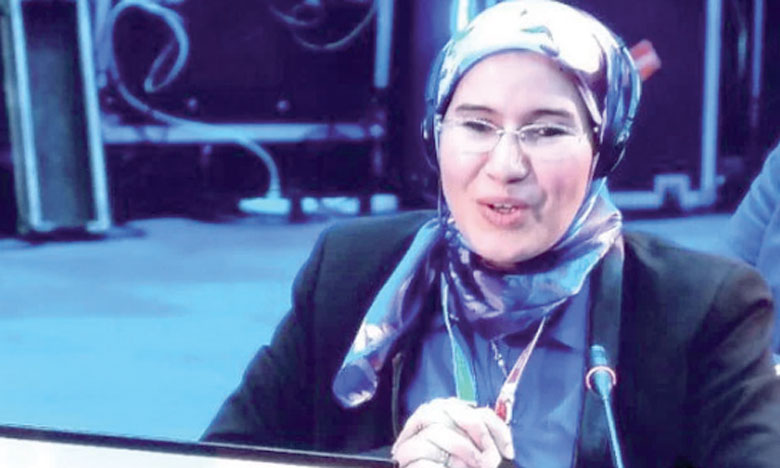 La Secrétaire d'État au Développement durable, Nezha El Ouafi, a rappelé que plusieurs filières de valorisation des déchets ont été mises en place : batteries à plomb usagées, pneus usés, papier et carton, huiles alimentaires, déchets plastiques et de démolition. Ph. DR