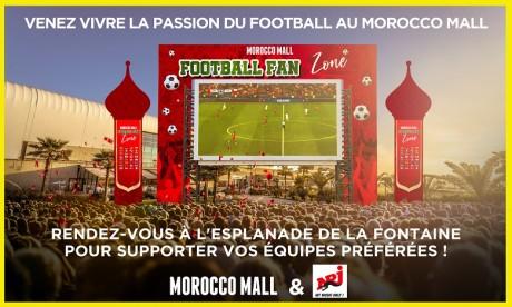 Morocco Mall ouvre la «football FanZone»