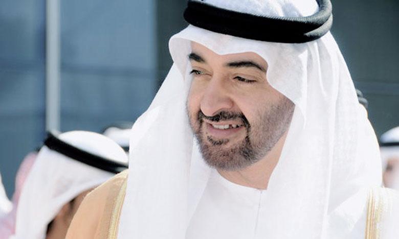 Cheikh Mohammed ben Zayed Al-Nahyane a annoncé un plan de 11,7 milliards d'euros sur trois ans pour stimuler l'économie de l'émirat.