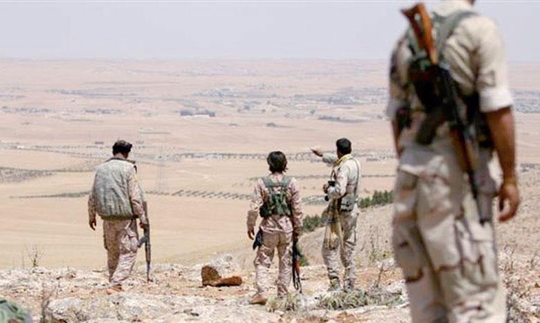 Les Kurdes quittent Minbej, une ville clé après un accord américano-turc