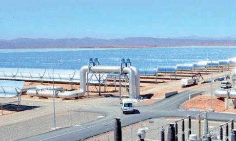 Noor-Midelt confirme la position du Maroc comme pionnier de la région dans les énergies renouvelables».