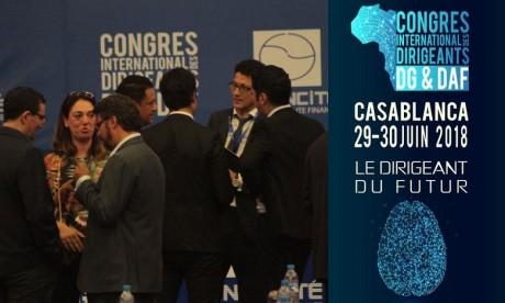 Ouverture aujourd'hui du Congrès international des dirigeants