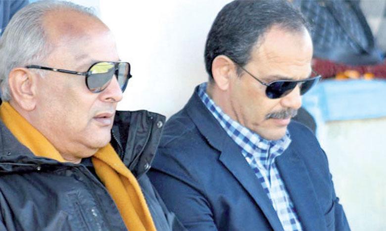 Sur le départ, le président Ahmed El Mernissi a chapeauté une réunion pour établir les rapports financier et moral afin d'obtenir le quitus des adhérents.