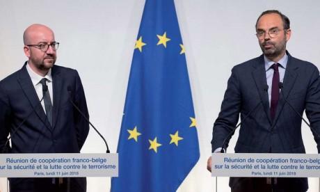 Le Maroc associé à une «quadripartite ministérielle» regroupant les ministres de la Justice de France, de Belgique et d'Espagne