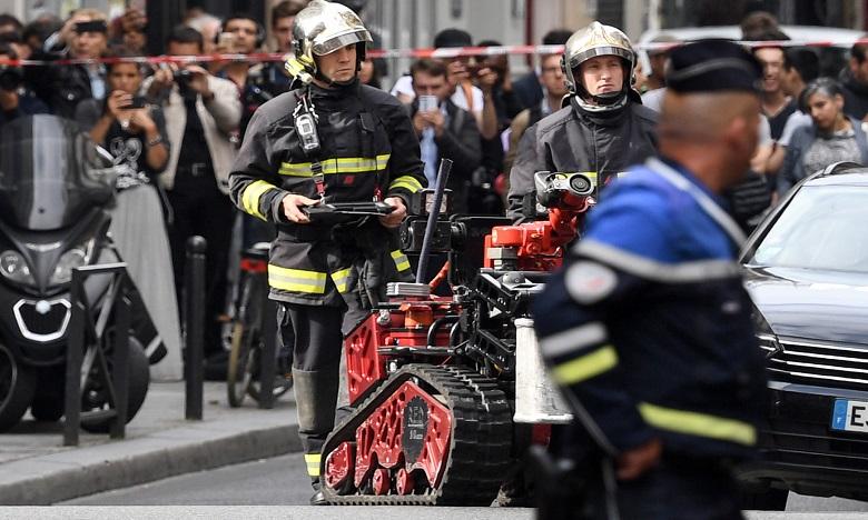 Paris : Le preneur d'otages interpellé