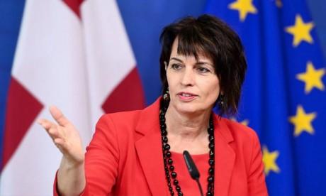 La ministre suisse de l'Environnement en visite au Maroc
