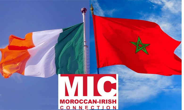 «Moroccan Irish Connection» lancée à Dublin
