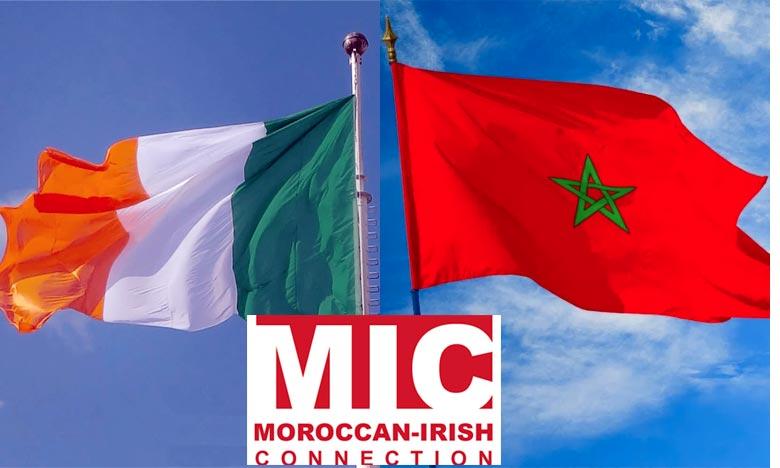 La structure MIC a, pour mission, de renforcer et développer des échanges culturels, pédagogiques et économiques entre le Maroc et l'Irlande. Ph : DR