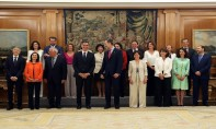 Onze femmes au gouvernement espagnol