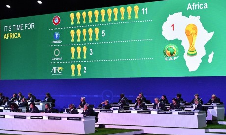 Neuf pays africains ont voté contre le Maroc