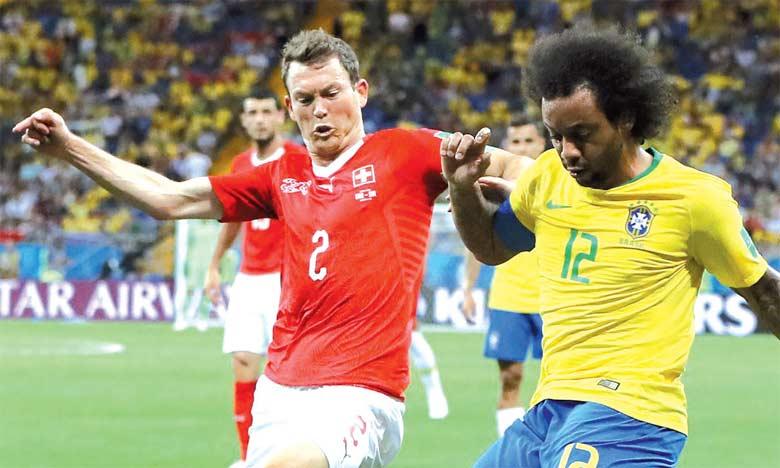 Groupe E : Le Brésil accroché par «la Nati»,  la Serbie prend le lead