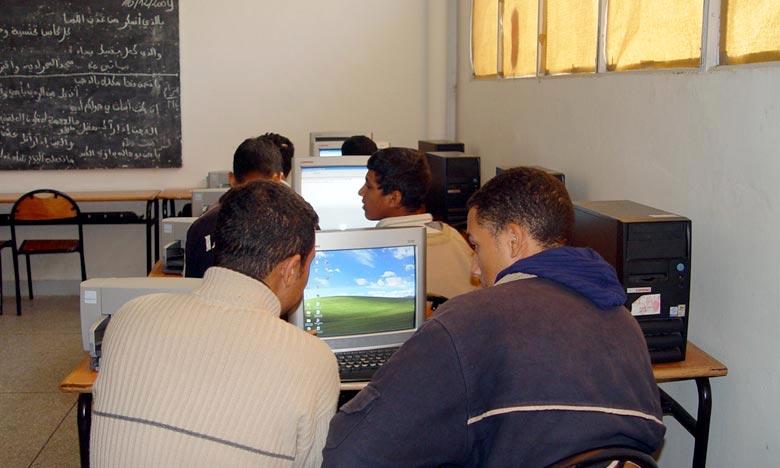 La DGAPR  souligne sa volonté de consacrer le rôle éducatif des établissements pénitentiaires et de déployer les efforts pour faciliter l'intégration des détenus. Ph : kartouch