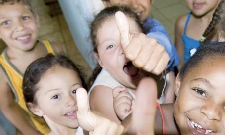 Solidarité ramadanesque avec des enfants orphelins