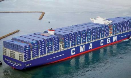 C'est parti pour la solution de traçabilité des conteneurs Traxens by CMA CGM