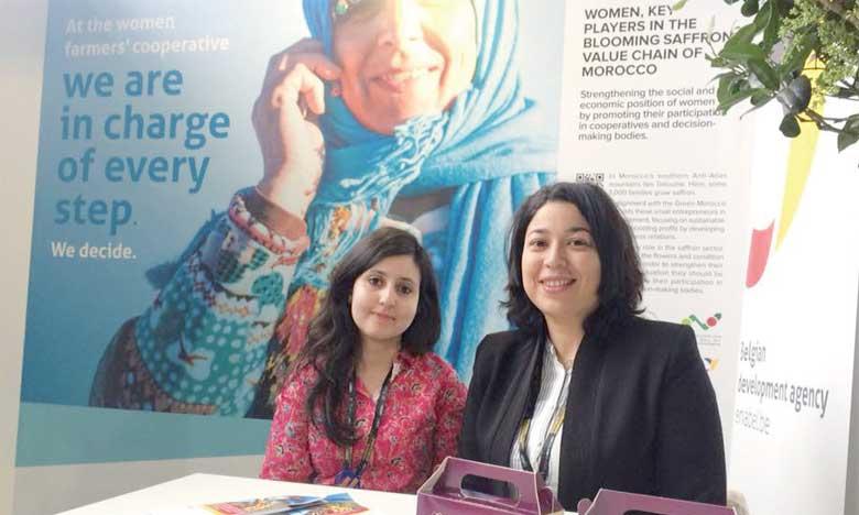 Enabel au Maroc participe aux Journées européennes du développement