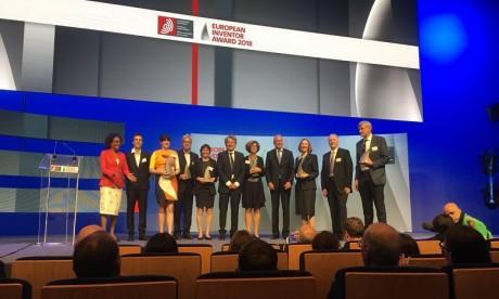 Quatre femmes parmi les lauréats du Prix de l'inventeur européen