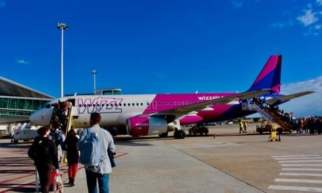 La compagnie hongroise «Wizz Air» reliera Marrakech à Varsovie